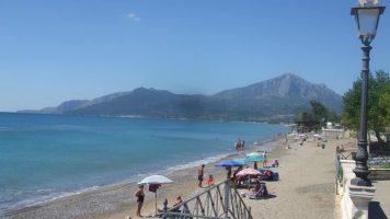 Spiaggia Capitello di Ispani, Cilento