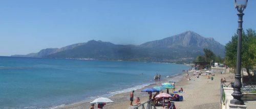 Spiaggia di Capitello di Ispani