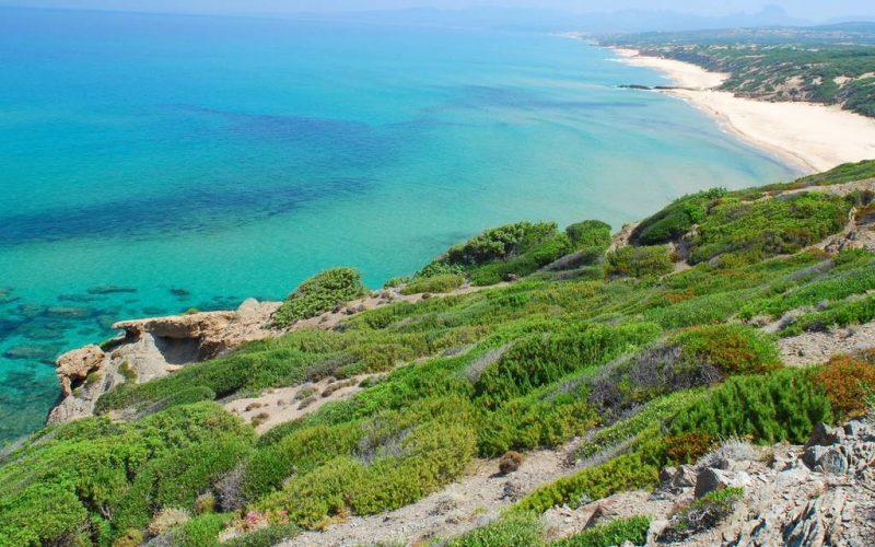 Spiaggia Costa Verde, Sardegna