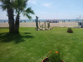 Spiaggia Riva del Sisto, Terracina
