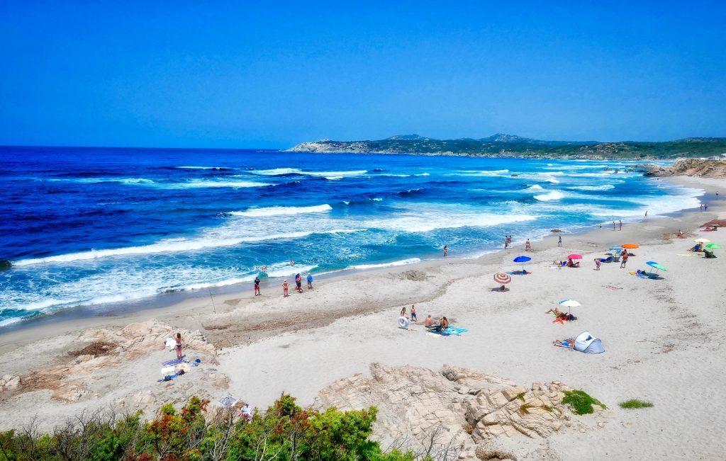 Spiagge in Sardegna: Rena Majore