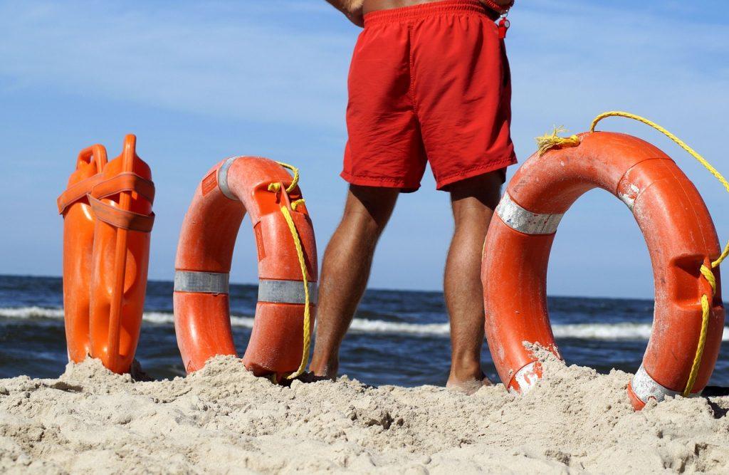 Una spiaggia con Bandiera Blu è sicura