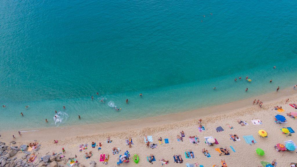 Spiagge con Bandiera Blu