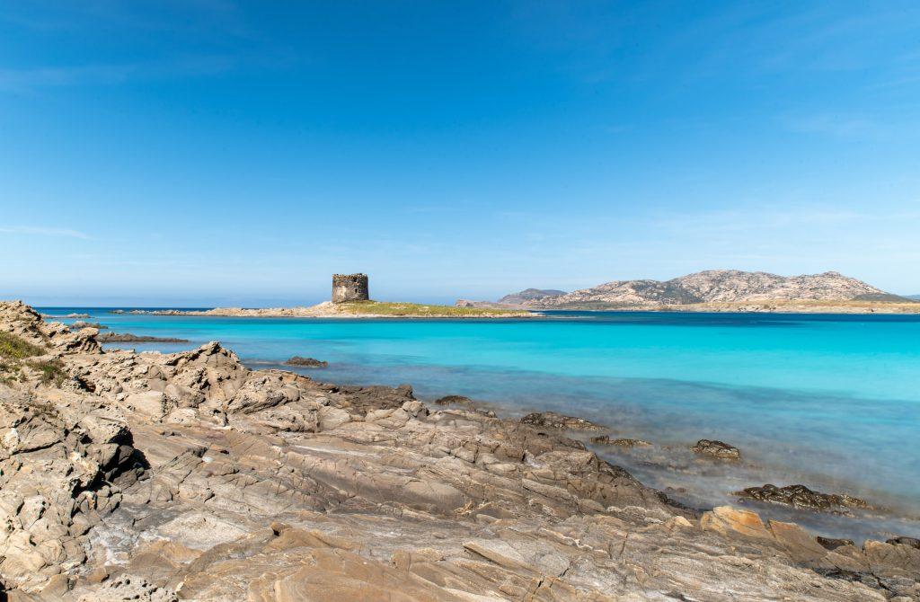 Spiagge in Sardegna, Stintino la Pelosa