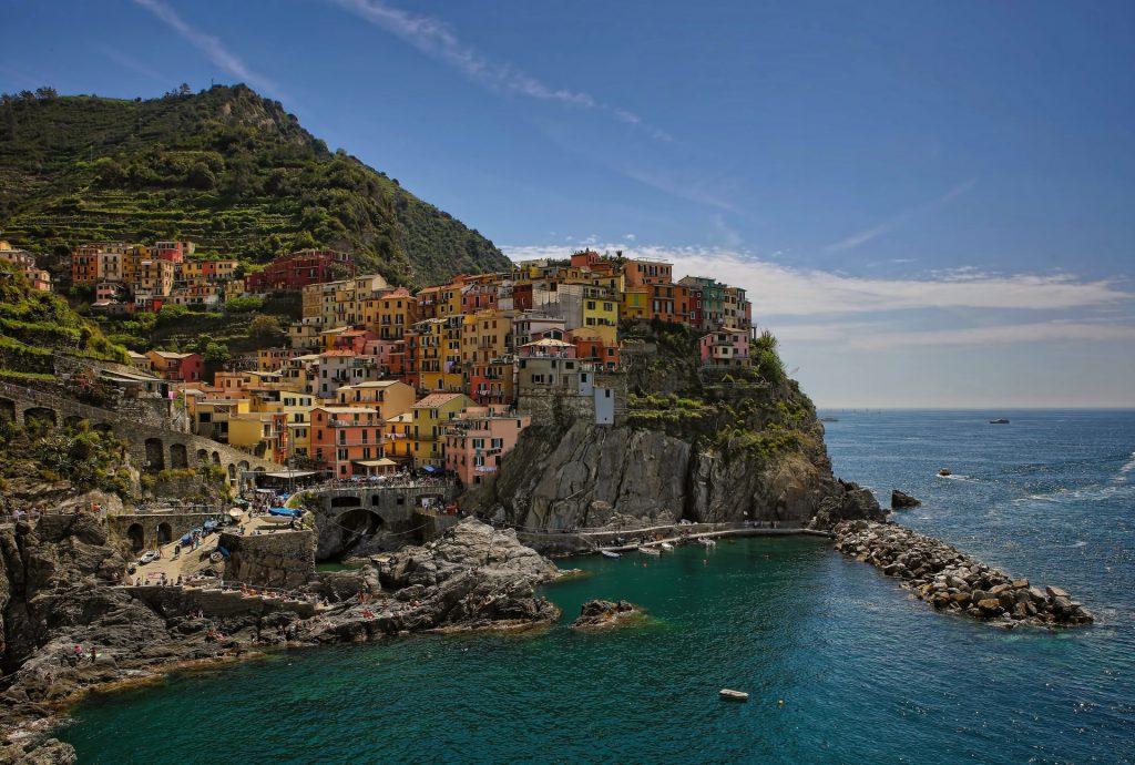 Liguria regina delle Bandiere Blu 2020