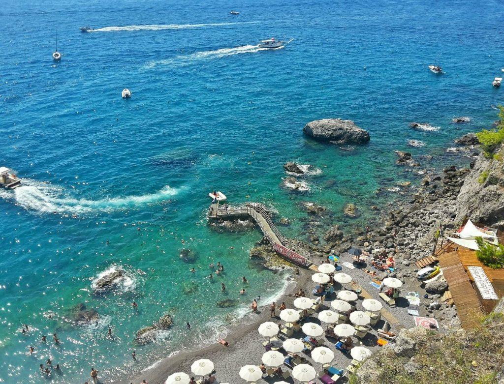 Spiagge italiane più belle del 2020: Amalfi