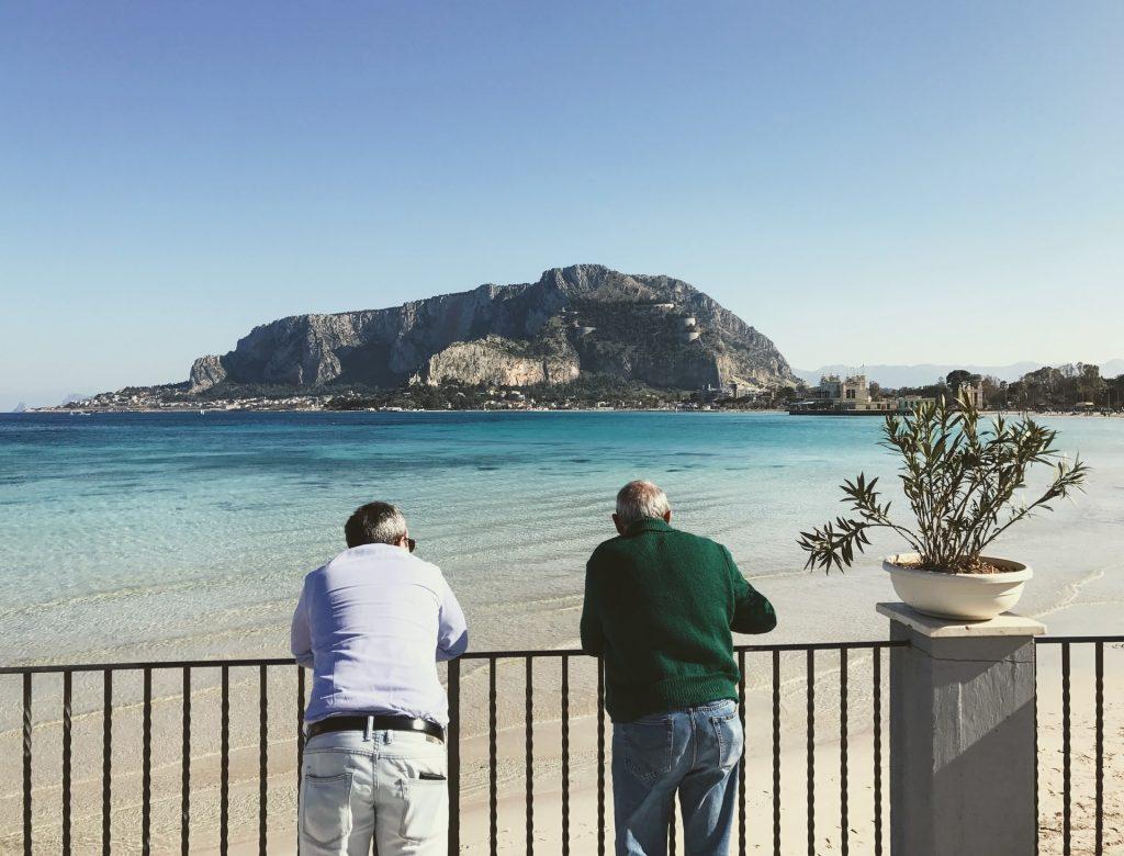 Spiagge in Sicilia: Mondello