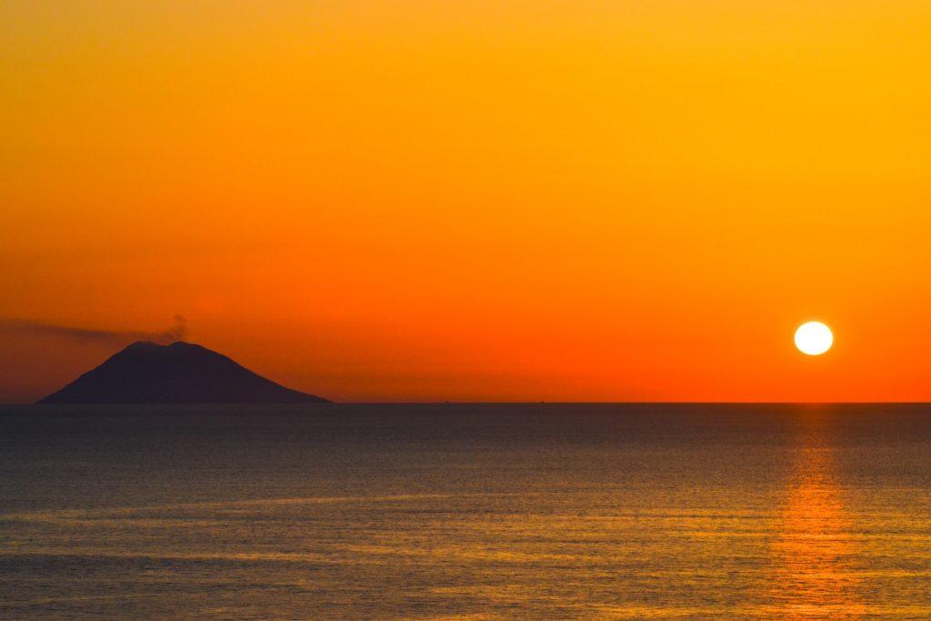 Stromboli, Sicilia