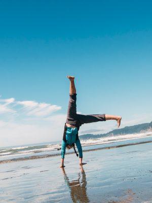 Esercizi da spiaggia: come mantenersi in forma?