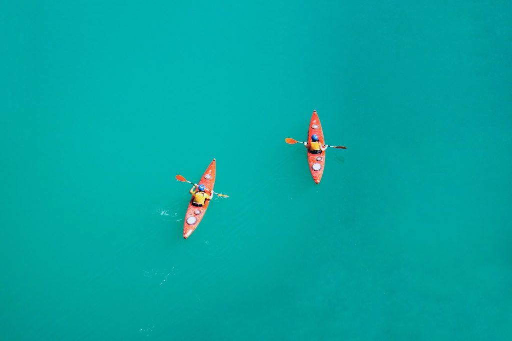 Kayak: caratteristiche principali