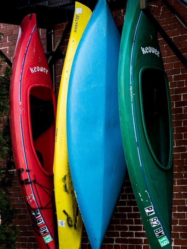 Canoa o Kayak: qual è la differenza?