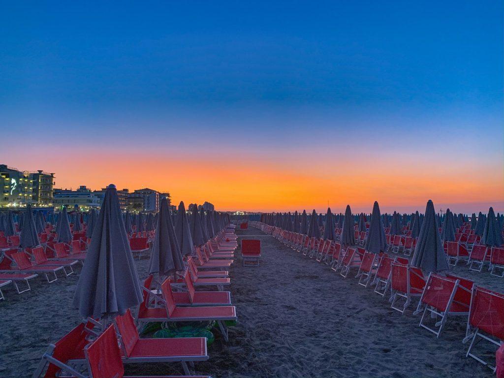Migliori spiagge riviera romagnola: Spiaggia di Cattolica