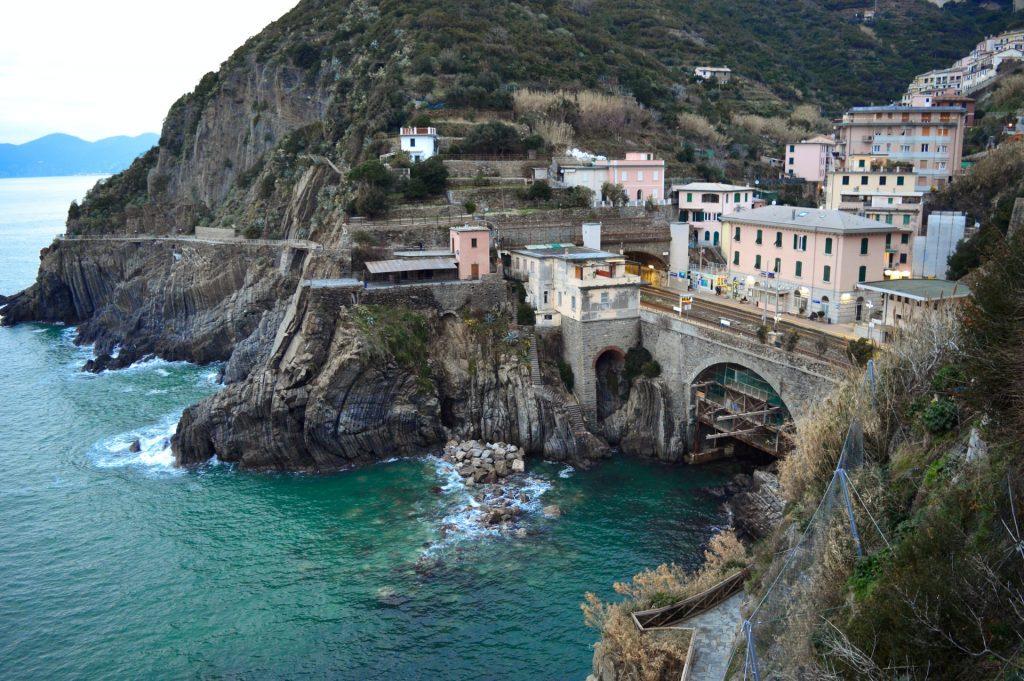 Spiagge in Liguria, Spiaggia di Riomaggiore