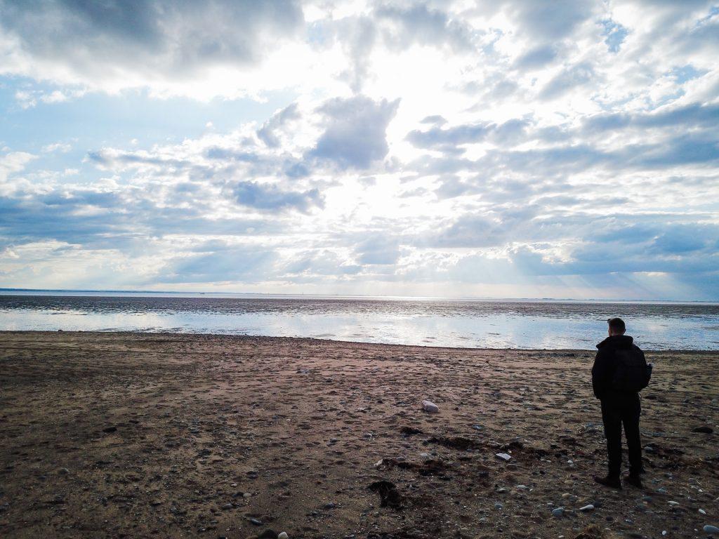 Spiaggia in autunno: perchè andare?