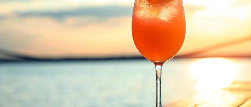 Long Drink al Tramonto in Spiaggia!