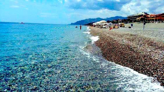 Spiaggia di Roccalumera