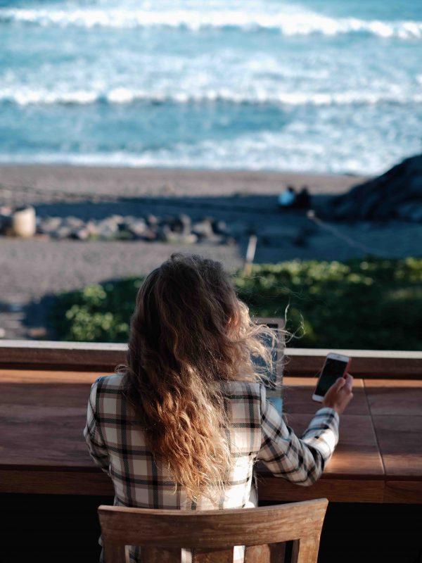 Smart-working al mare. 7 consigli per farlo bene