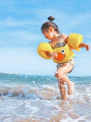 7 giochi vintage da fare in spiaggia con i bambini