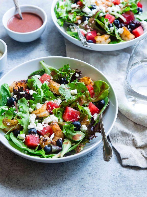 5 insalate leggerissime da gustare in spiaggia
